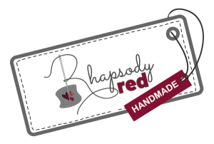 Rhapsody red logo