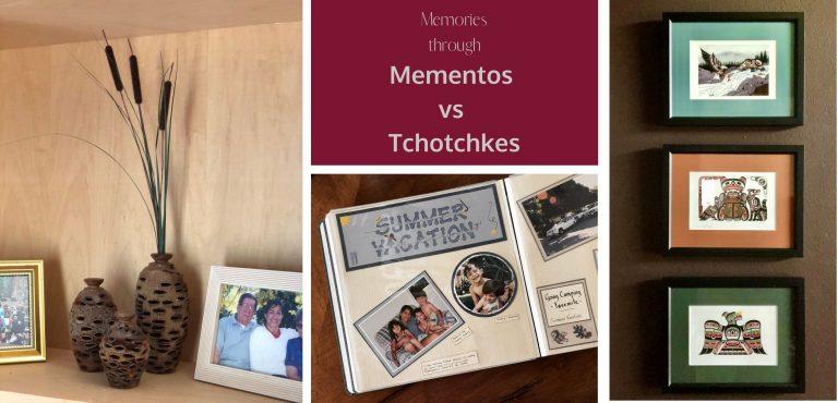 Memories through mementos