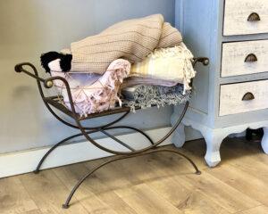 Decorative Floor Quilt Basket